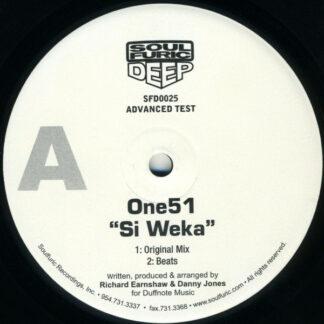 """One51 - Si Weka (12"""", TP)"""