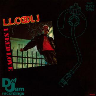 L.L. Cool J* - I Need Love (12