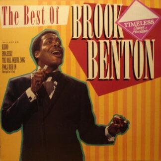 Brook Benton - The Best Of Brook Benton (LP, Comp)