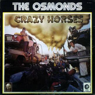 The Osmonds - Crazy Horses (LP, Album)
