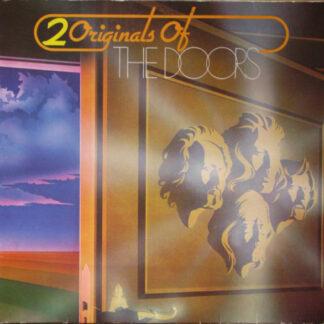 The Doors - 2 Originals Of The Doors (2xLP, Album, Comp)