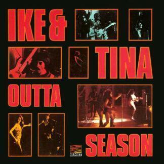 Ike And Tina Turner* - Outta Season (LP, Album, RE)