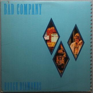 Bad Company (3) - Rough Diamonds (LP, Album, SP )