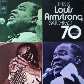 Louis Armstrong - This Is Louis Armstrong - Satchmo '70 (2xLP, Comp)