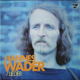 Hannes Wader - 7 Lieder (LP, Album)