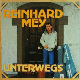 Reinhard Mey - Unterwegs (2xLP, Album)