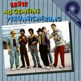 """Erste Allgemeine Verunsicherung* - Erste Allgemeine Verunsicherung (7"""", EP, M/Print)"""
