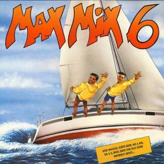 Various - Max Mix 6 (LP, Comp, Mixed)
