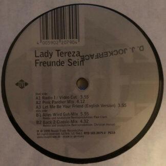 Lady Tereza - Freunde Sein (12
