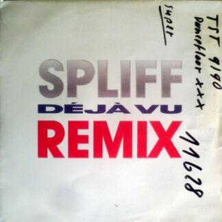 "Spliff - Déjà Vu (Remix) (7"")"