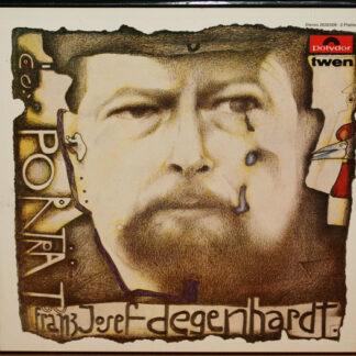 Franz Josef Degenhardt - Porträt (2xLP + Box, Comp)