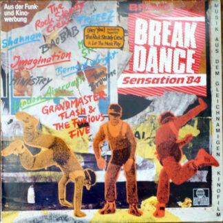 Various - Bravo Break Dance Sensation '84 (LP, Comp, Mixed)