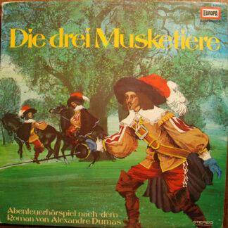 Alexandre Dumas - Die Drei Musketiere (LP, RP)