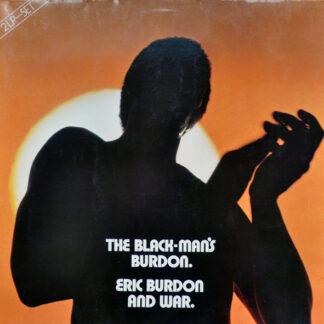 Eric Burdon And War* - The Black-Man's Burdon (2xLP, Album, RE)