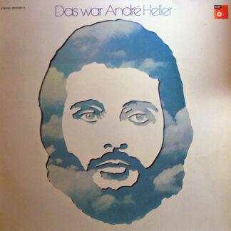 André Heller - Das War André Heller (LP, Album)