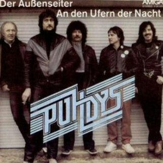 """Puhdys - Der Außenseiter / An Den Ufern Der Nacht (7"""", Single)"""