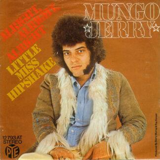 "Mungo Jerry - Alright, Alright, Alright (7"", Single)"