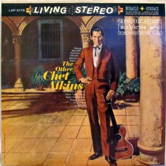 Chet Atkins - The Other Chet Atkins (LP, Album, Ind)