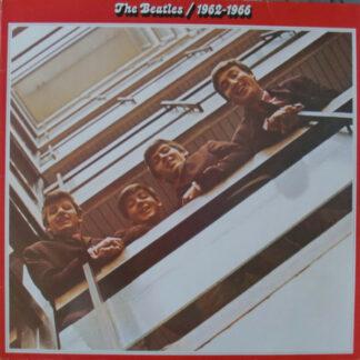 The Beatles - 1962-1966 (2xLP, Comp, RE)