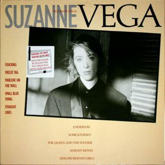 Suzanne Vega - Suzanne Vega (LP, Album)