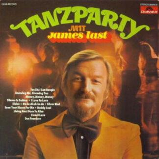 James Last - Tanzparty Mit James Last (LP, Comp, Club, P/Mixed)