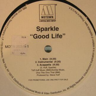 """Sparkle (2) - Good Life (12"""", Promo)"""