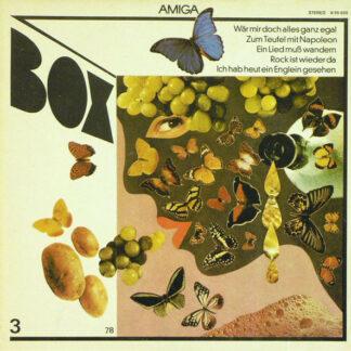 Various - Box 3/78 (LP, Comp, Rus)