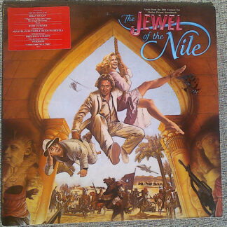 Various - The Jewel Of The Nile: Music From The 20th Century Fox Motion Picture Soundtrack (LP, Comp)