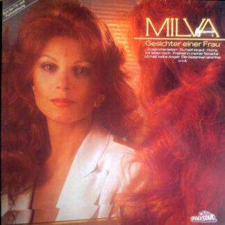 Milva - Gesichter Einer Frau (LP, Comp)