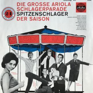 """Various - Die Große Ariola Schlagerparade 3. Folge (24 Spitzenschlager Der Saison) (10"""", Comp, Son)"""