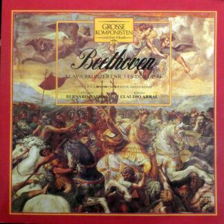 Beethoven*, Concertgebouw-Orchester Amsterdam*, Bernard Haitink, Claudio Arrau - Klavierkonzert Nr. 5 Es-dur Op. 73 (LP, RE)