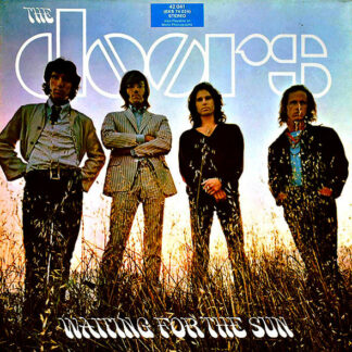 The Doors - Waiting For The Sun (LP, Album, RE, RP)
