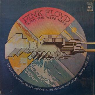 Pink Floyd - Wish You Were Here (LP, Album)