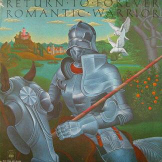 Return To Forever - Romantic Warrior (LP, Album)
