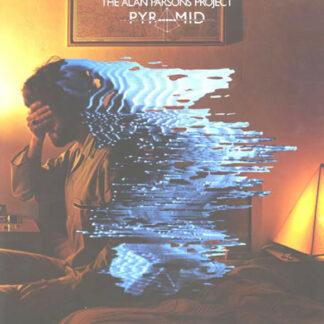 The Alan Parsons Project - Pyramid (LP, Album, RE, Gat)