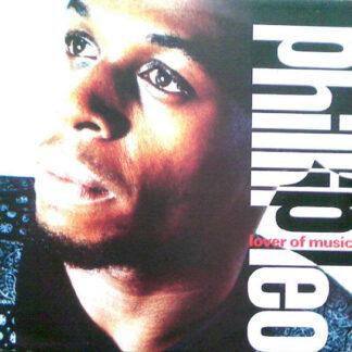 Phillip Leo - Lover Of Music (LP)