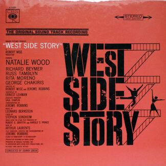 Leonard Bernstein - West Side Story (The Original Sound Track Recording) (LP, Album)