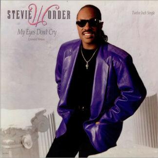 "Stevie Wonder - My Eyes Don't Cry (12"", Single)"