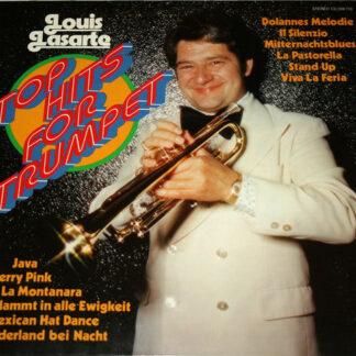 Louis Lasarte - Top Hits For Trumpet (LP)