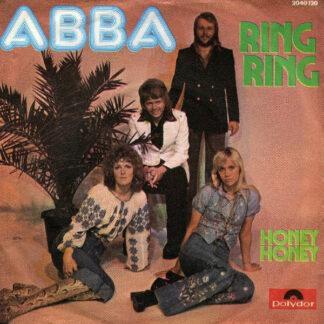 "ABBA - Ring Ring / Honey Honey (7"", Single)"