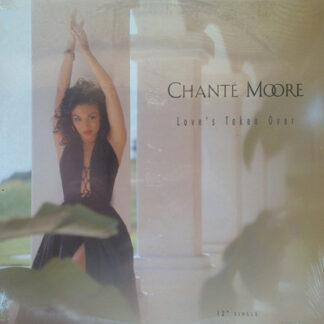 "Chanté Moore - Love's Taken Over (12"", Single)"