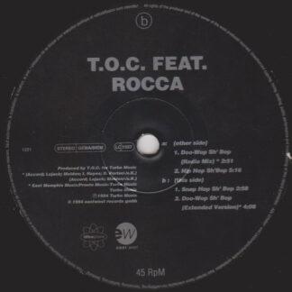 T.O.C. Feat. Rocca - Doo-Wop Sh' Bop (12