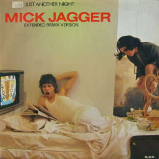 "Mick Jagger - Just Another Night (Extended Remix Version) (12"")"