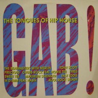 Various - Gab! - The Tongues Of Hip House (LP, Comp)