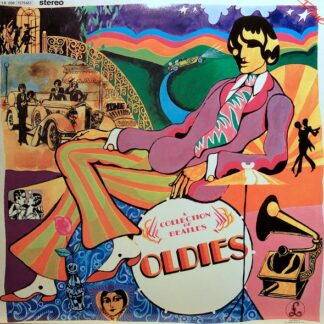 The Beatles - A Collection Of Beatles Oldies (LP, Comp, RE)