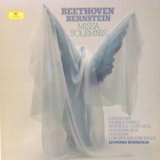 Beethoven* - Bernstein* - Missa Solemnis (2xLP, Wit + Box)