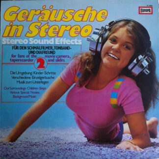 No Artist - Geräusche In Stereo 2 (Stereo Sound Effects) (LP)
