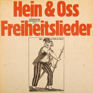 Hein & Oss* - Singen Freiheitslieder (LP, Album, Gat)
