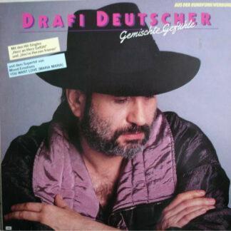 Drafi Deutscher - Gemischte Gefühle (LP, Album, Club)
