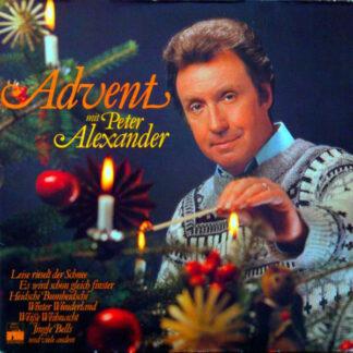 Peter Alexander - Advent Mit Peter Alexander (LP, Album, FOC)